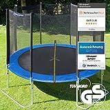 Ultrasport Gartentrampolin Jumper 305 cm - 2