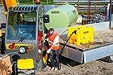 Carrytank 220L Diesel Automatik Pumpe 230V 4m Auto. Pistole Mobiltank