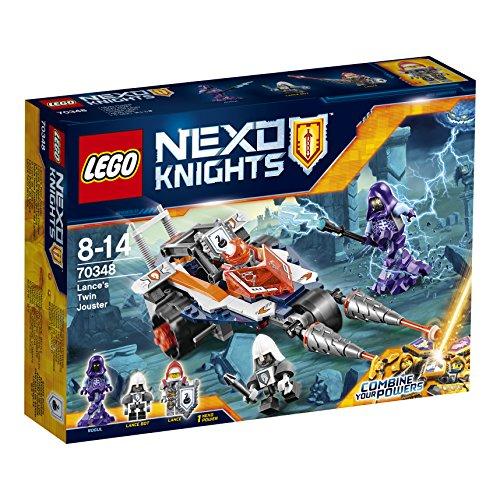 Preisvergleich Produktbild LEGO Nexo Knights 70348 - Lances Doppellanzen-Cruiser