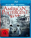 American Poltergeist 1 & 2 Real 3d Doublefeature [Blu-ray]