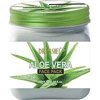 DR.RASHEL Aloe Vera Face Pack for Glowing Skin, Oil Control, Acne, Pimples, Detan, Blemishes, Pigmentation & Brightening…