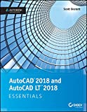 Autocad 2018 And Autocad Lt 2018 Essentials...