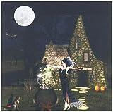 3drose LLC Elf Hexe Halloween 10von 25,4cm Steppdecke,
