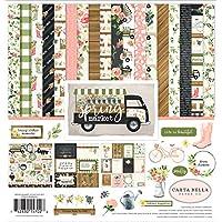 Carta Bella Paper Spring Market Collection Kit