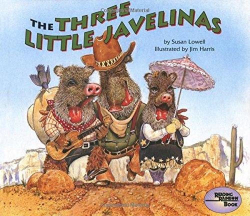 The Three Little Javelinas (Reading Rainbow Books)