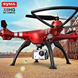 LanLan SYMA Drone profissial X8HG (Mise à Niveau X8G) Drone quadricoptère...