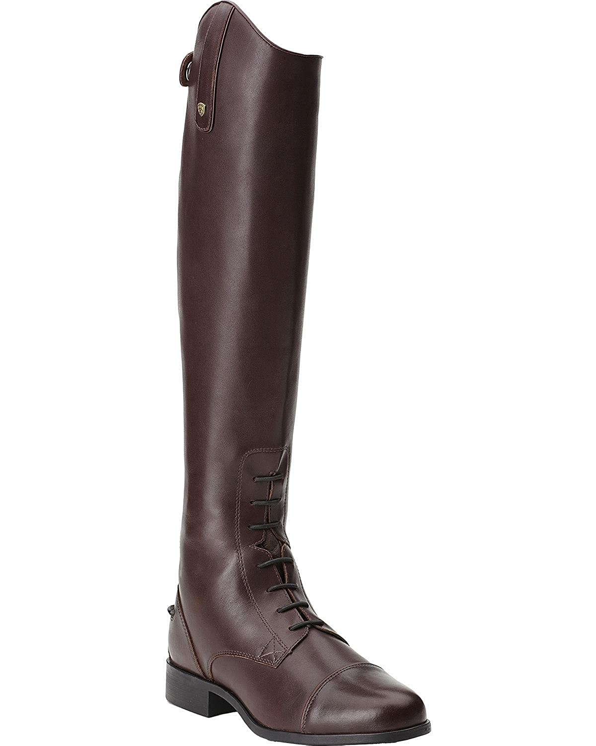 Ariat Heritage Contour Riding Boot - Sienna: Amazon.co.uk: Shoes ...
