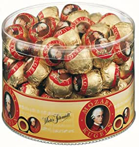 Victor Schmidt - Austria Mozart Balls - 50 di scatola - [. Misc] 825 g