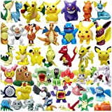 Wholesale Mixed Lots 24pcs Pokemon Mini Random Pearl Figures New Hot Kids ToyP