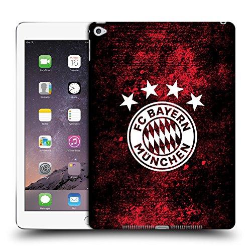 Offizielle FC Bayern Munich Verzweifelt 2017/18 Muster Ruckseite Hülle für iPad Air 2 (2014) (Ipad Air 2 128 Cellular)