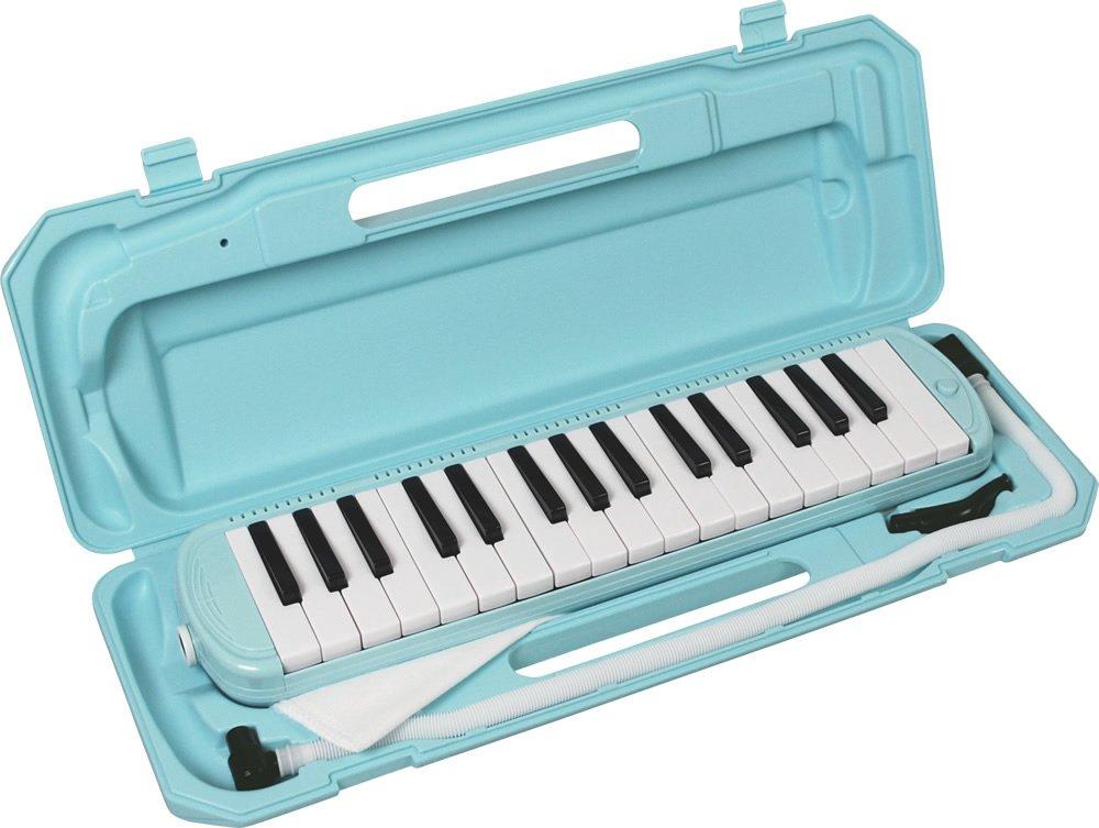 KC tastiera Armonica a Bocca Melody piano (japan import), hellblau