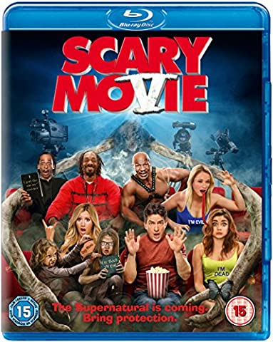 Mike Et Molly - Scary Movie 5 [Blu-ray] [Import