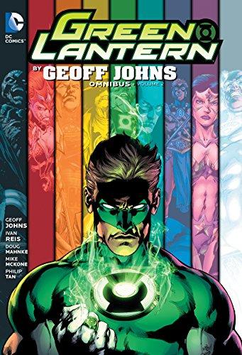 Green Lantern by Geoff Johns Omnibus Volume 2 HC (Green Lantern Omnibus 2) por Geoff Johns