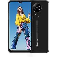 Smartphone Débloqué 4G, Blackview A80 Téléphone Portable Pas Cher (Écran Waterdrop 6.21 Pouces, Quad Caméra Arrière 13MP…