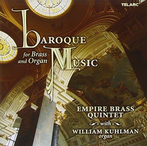 Barocke Musik für Bläser & Orgel