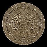 Der Azteken Kalender - Wandrelief - Deko Maya
