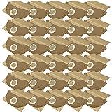 30industriale cantieri cantieri-Heavy Papier Sacchetti per aspirapolvere adatto per.