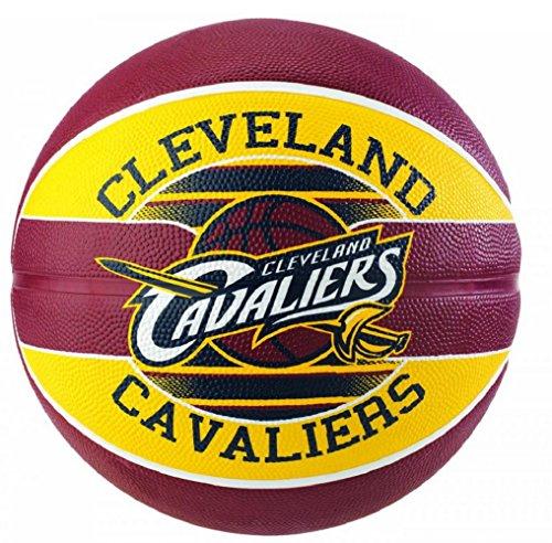 Spalding NBA Team Basketbälle verschiedene Teams (7, Cleveland Cavaliers)
