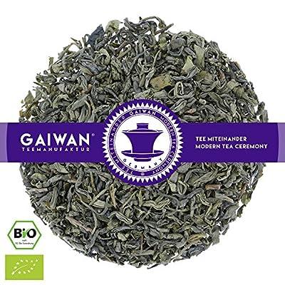 "N° 1151: Thé vert bio ""Chun Mee"" - feuilles de thé issu de l'agriculture biologique - GAIWAN® GERMANY - thé vert de Chine"