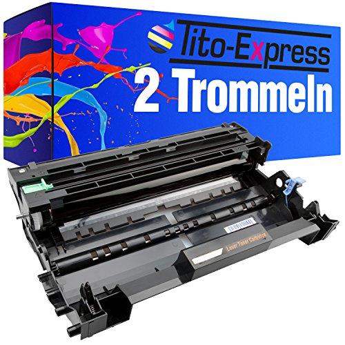 Preisvergleich Produktbild PlatinumSerie® 2x Drum XL kompatibel für Brother DR-3300 HL-5440 MFC-8520DN MFC-8710DW MFC-8950DW MFC-8950DWT 2x Drum XL kompatibel für Brother DR-3300 HL-5440 MFC-8520DN MFC-8710DW MFC-8950DW MFC-8950DWT