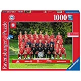 Ravensburger 19896 FC Bayern '17/18 J.H, Erwachsenenpuzzle
