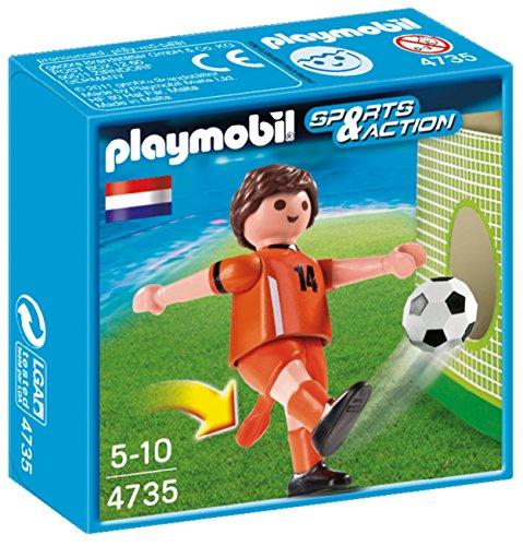 Playmobil 626675 - Fútbol Jugador Fútbol-Holanda