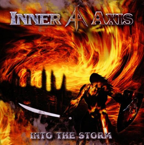 Inner Axis: Into The Storm (Audio CD)