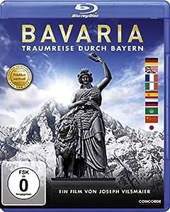 Bavaria - Traumreise durch Bayern [Blu-ray]