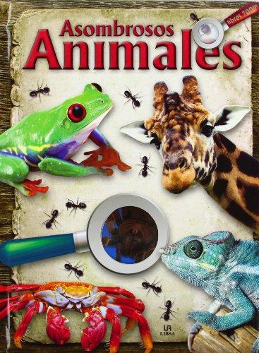 Asombrosos Animales (Libros Zoom) por Equipo Editorial