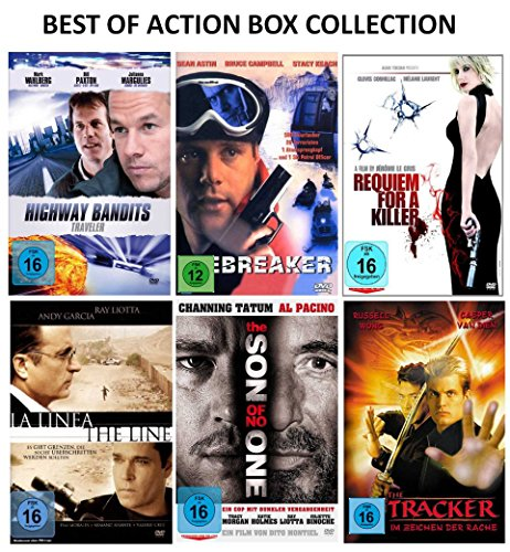 Best of Action Box Collection ( 6 Filme auf 6 DVD´s )