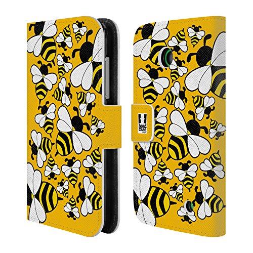 head-case-designs-grande-ape-vita-da-insetti-cover-a-portafoglio-in-pelle-per-nokia-lumia-630