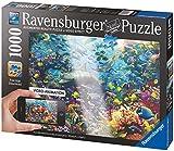 Ravensburger 19304 - Frabenfrohes Unterwasserreich - 1000 Teile Augmented Reality Puzzle