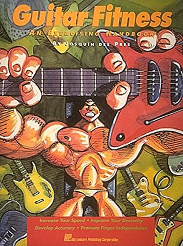 Guitar fitness - an exercising handbook guitare