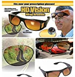 CPEX 2 HD Vision Wraparounds Sunglasses ...