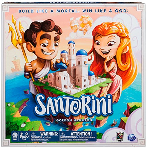 Juegos de Mesa - Santorini Bizak 61923430