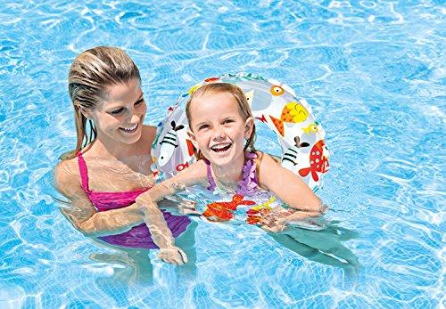 Bauer Intex Lively Print Swim Rings - Aufblasbarer Schwimmring - Ø 51 cm