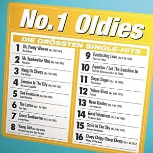 No.1 Oldies [Import allemand]