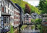Eine Perle in der Eifel - Monschau (Wandkalender 2020 DIN A3 quer): Ein Eifelstädtchen in seinem Glanz (Monatskalender, 14 Seiten ) (CALVENDO Orte) -