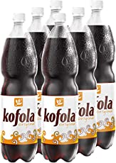 Original Kofola - Cola-Getränk mit einem unverwechselbaren erfrischenden Geschmack aus 14 Kräutern - 6 x 1,5 Liter Pack