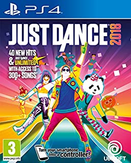 Just Dance 2018 (PS4) (B072K4RBRK)   Amazon Products