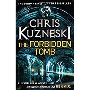 The Forbidden Tomb (The Hunters 2) (Paperback)
