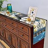 Runner da Tavolo - Home Strips Tovaglie Decorative di Lusso tovaglia Europea tovaglie Semplice tavolino Tavolo Bandiera TV gabinetto Bandiera da Tavolo (può Essere Personalizzato)