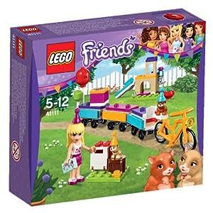 LEGO 41111 - Friends Il Trenino Delle Feste