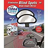 #8: GTC Rear-view car mirror Trainer rear auxiliary car mirror blind spot mirror (Set of 2) (W-3)