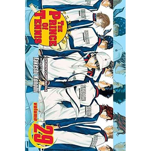 [(The Prince of Tennis: v. 29)] [By (author) Takeshi Konomi ] published on (December, 2011)