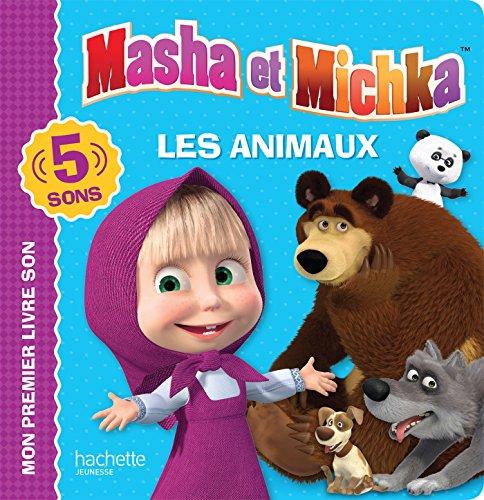 Masha et Michka : les animaux