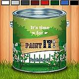Paint IT! Bootslack hochwertiger Yachtlack für Holz und Metall in