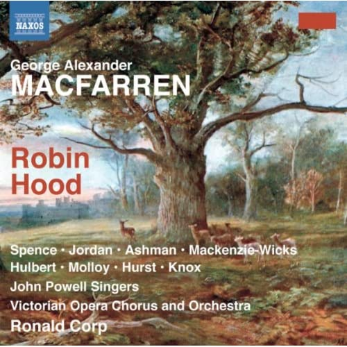 Robin Hood: Act I: Scena and Song: The monk within his cell (Sompnour)