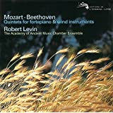 Mozart/Beethoven: Quintets for Piano & Wind Instruments/Beethoven:Horn Sonata in F