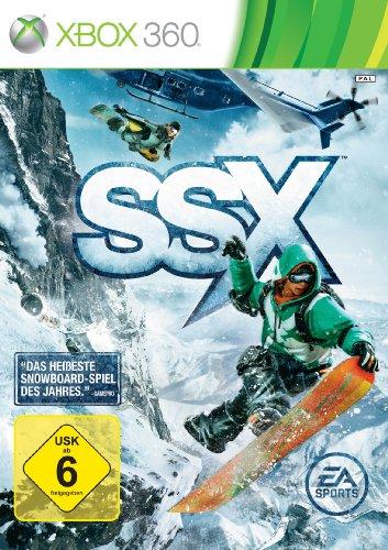 SSX [Importación alemana]